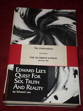 TAL Ultimate 6-Pack SIGNED Edward Lee Elizabeth Massie Lucy Taylor D. F. Lewis