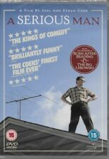 A Serious Man - DVD - 2010 - NEW - SEALED - UK FREEPOST
