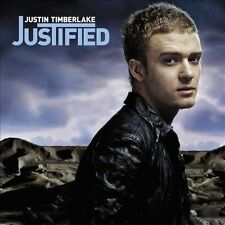 Justified by Justin Timberlake (CD, Nov-2002, BMG (distributor))