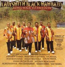 Long Walk to Freedom by Ladysmith Black Mambazo (Hybrid SACD, Jan-2006 Heads Up)