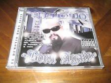 Chicano Rap CD El Demonio - Born Again - Snoop Dogg Doll-E Girl Son Doobie ALT