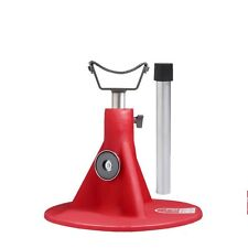 RED Hoof jack Equine Innovations Horseshoeing Barefoot Natural Farrier Stand