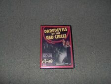 DAREDEVILS OF THE RED CIRCLE SERIAL CLIFFHANGER 12 CHAPTERS 2 DVDS