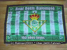 Fahnen Flagge Spanien Real Betis Balompie - 95 x 145 cm