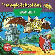 *BRAND NEW* THE MAGIC SCHOOL BUS: GOING BATTY (Paperback book)