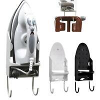 Ironing Board Holder Hangers Cupboard Door Wall Mount Storage Rack Home Supplies