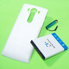 11000mAh Extended Replacement Battery Back Hard Cover Pen for LG V10 Smartphone