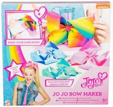 Jo Jo Siwa Bow Maker Childrens Girls Kids Hair Bows Accessories JoJo Gift NS
