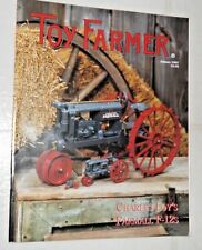 THE TOY FARMER MAGAZINE JAN 1997 FARMALL 12S WATERLOO MODEL R 1/2 SCALE JD 4040