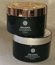 Forever Flawless BRILLIANCE Body Scrub Body Butter 8.82oz (No Box/Not Sealed)