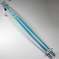 Scott 540 Senior Ski Poles - Blue (NEW) Made in Italy Lists @ $50