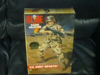 "GI Joe 12"" (US Army Infantry)1996 Kenner African American Figure NIB"