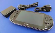 Used Sony PlayStation PS VITA 3G PCH-1101 Handheld System Console #78sa6