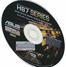 ASUS H87I-PLUS  MOTHERBOARD AUTO INSTALL DRIVERS M4653