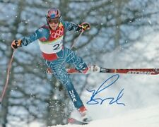 BODE MILLER SIGNED USA OLYMPICS DOWNHILL SKIING 8x10 PHOTO #1 Autograph PROOF