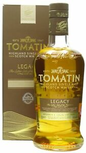 Tomatin - Legacy Single Malt Whisky 70cl