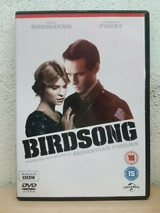 Birdsong DVD Bird Song - Eddie Redmayne, Clemence Poesy RARE OOP - REGION 2 + 4