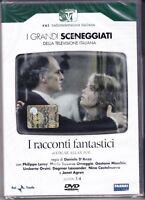 2 Dvd Box Sceneggiati Rai I RACCONTI FANTASTICI con Philippe Leroy completa 1979