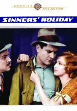 SINNER'S HOLIDAY (1930 James Cagney)  Region Free DVD - Sealed