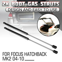 2x Rear Tailgate Boot Trunk Gas Struts for Ford Focus II MK2 2004-2010  ^