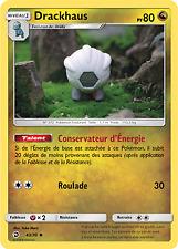 Drackhaus X2 Pokemon Peu commune SL7-105//168 VF Français