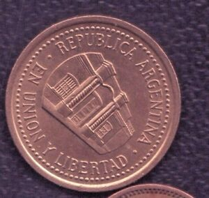ARGENTINA 50 CENTS 1994