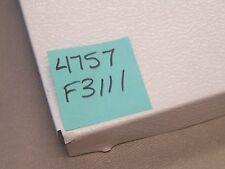 COLEMAN/FLEETWOOD CURBSIDE FRONT BODY PANEL 2007 SANTA FE