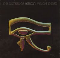The Sisters of Mercy - Vision Thing LP (Merciful Release MR 449 L)
