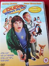 Dude , Where's My Car 2001 DVD Ashton Kutcher Seann William Scott