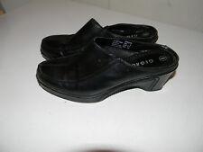 George Black Heal Slip on Shoe  Size 6