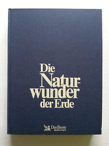 """Buch/Bildband """"Die Naturwunder der Erde"""""""