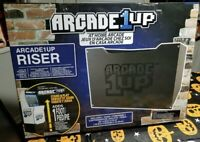 Arcade 1Up RISER  Only For Home Arcade Video Game Machine Cabinet In Hand Fast