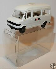 "MICRO WIKING HO 1/87 MERCEDES  207 D VAN BLANC ""I LOVE BONN"" in box"