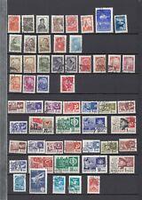 Sowjetunion  Standardausgaben ab 1948 J.