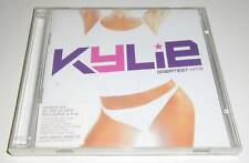 KYLIE MINOGUE - GREATEST HITS - 2002 UK 33 TRACK DOUBLE DISC CD ALBUM