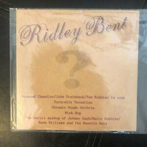 Ridley Bent - ? (CD, 2004, Maple Recordings) Promo HTF!! Sealed