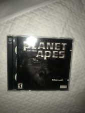 Planet of the Apes Pc 2001 Ubi Soft Pc Cdrom Game