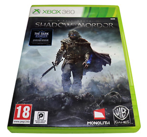 Middle Earth Shadow Of Mordor XBOX 360 PAL XBOX360