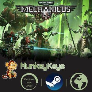 Warhammer 40,000: Mechanicus (Steam)