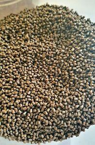 1.9kg Sturgeon Food Pellets 3mm Sterlet Fish Food Pond Food