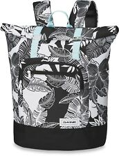Dakine MILLY 24L Womens Multiple Organizer Backpack Bag Hibiscus Palm NEW 2018