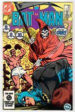DC - BATMAN #372 - Newton Art - NM June 1984 Vintage Comic Book