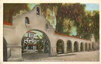 WB Postcard CA D537 Riverside Calif Glenwood Mission Inn Spanish Style ca1900s