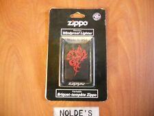 Zippo Hidden Dragon 21067Bp (Cs1333 Ds1432B1]