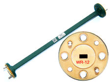 WR-12 Waveguide Connector Adapter Straights 60 - 92.0GHz Flann Microwave 1pc