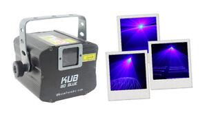 Laser Bleu KUB 80 Blue Boomtone DJ