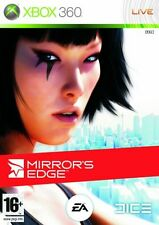 Mirrors Edge XBox 360 NEW and Sealed