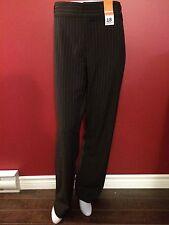 5507bfb0098be OLD NAVY Women's Black Striped Dress Pants - Size 18 REG - NWT