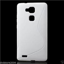 Cover e custodie bianco semplice Per Huawei Mate S per cellulari e palmari