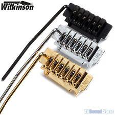 WILKINSON WVS50K Tremolo Bridge for Stratocaster® Strat Classic Style Knife Edge